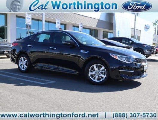 Used Kia Optima Long Beach Ca